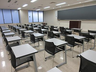 代ゼミ福岡校教室